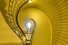 Madonna's Stairs (earthmagnified) Tags: