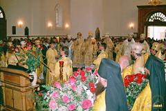 087. Consecration of the Dormition Cathedral. September 8, 2000 / Освящение Успенского собора. 8 сентября 2000 г