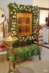 007. Patron Saints Day at the Cathedral of Svyatogorsk / Престольный праздник в соборе Святогорска
