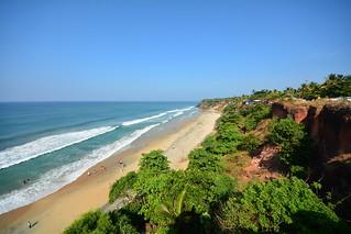 India - Kerala - Varkala - Beach - 13