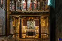 "Sancta Sanctorum chapel • <a style=""font-size:0.8em;"" href=""http://www.flickr.com/photos/89679026@N00/21632671473/"" target=""_blank"">View on Flickr</a>"