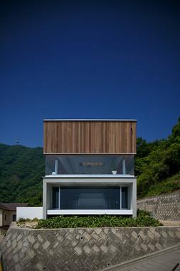 瀬戸内の家の写真