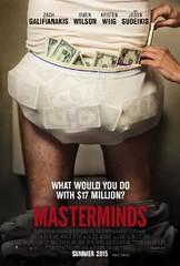 Masterminds (2015) มาสเตอร์มายด์