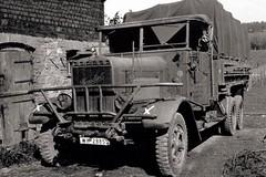 Henschel Typ 33D1 truck