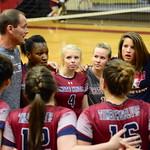 WKHS Volleyball Lower State Championship vs Wando 2015-11-10