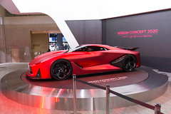 Nissan Concept 2020 Vision Gran Turismo - 44th Tokyo Motor Show 2015