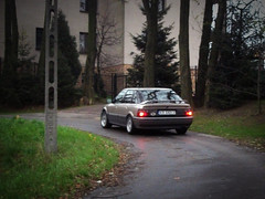 0196_wzg (GekusR) Tags: white car gold si wheels poland rover springs lip british gti sei cracow lowered wannabe spoiler slammed 216 newpaint 214 k16 sportseats jamex dailydriven 14k4f 16k4f 18k4f