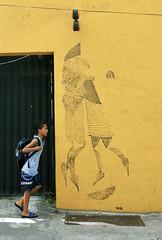 (renato ren) Tags: linhas mural affection pintura linha streeart afeto trao