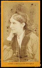 Photograph of Josephine Butler c. 1880