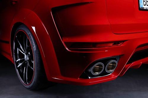 Porsche Cayenne Magnum