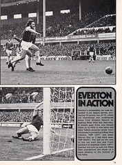 Everton vs Burnley - 1973 - Page 13 (The Sky Strikers) Tags: west senior frank 1 football big shoot action lampard space style run ham chase division league filling hopeless everton burnley flighty unbeaten