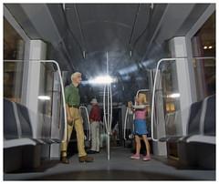 Interieur M5 model (Harry -[ The Travel ]- Marmot) Tags: amsterdam train model metro interieur flash passengers m5 diorama trein noordzuidlijn gvb flits informatiecentrum ©allrightsreservedcontactmebyflickrmail