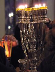 Hanukkah 5776 3a/4 (AnnAbulf) Tags: fvg judaica hanukkah chanukkah gorizia hanukkiah leuchter kerzenleuchter friuliveneziagiulia  grz chanukkiah friauljulischvenetien hanukk chanukk hanukki chanukki chanukkahleuchter hanukkahleuchter chanukkleuchter hanukkleuchter