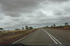 280 km marker (iainrmacaulay) Tags: highway australia barkly