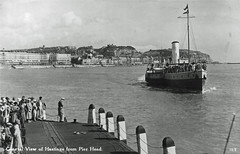 Hastings (Leonard Bentley) Tags: hastings pier englishchannel postcard norman pacampbell brightonbelle ladyevelyn paddlesteamer sussexcoast brighton eastbourne dungeness excursionists ashillingsicker furnessrailwaycompany johnscottcompany kinghorn firthofforth tuckercorporation cardiff bristolchannel newhaven ww2 minesweepingduties flotilla dunkirk britishexpeditionaryforce margate medwayqueen uk 1900 1918 1922 1934 1936 1940 shoesmithetheridgecompany