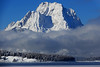 Majestic Mt Moran (DigitalSmith) Tags: tetons grandtetonnationalpark mountains wyoming