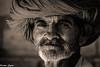 Rajasthani old man (karmajigme) Tags: old man human rajasthan india travel monochrome blackandwhite noiretblanc nikon