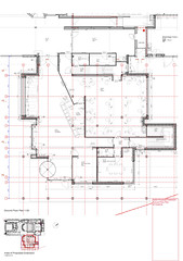 477C Further Extension to Galeri Caernarfon-Ground Floor Plan