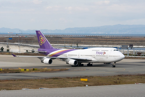 Thai Airways HS-TGY