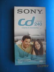 Sony - Blank Tape (1) (daleteague17) Tags: blank vhs tapes blankvhstapes pal palvhs videotape blankvideotape sony