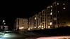 Living next door (Rind Photo) Tags: longexposure atmosphere beautiful light nordjylland denmark night hjørring architecture uniformity