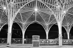 PORTUGAL - Lisboa - Gare do Oriente (Infinita Highway!) Tags: lisboa lisbon europa europe city città ciudad cidade travel trip viagem sony alpha infinita highway wwwinfinitahighwaycombr