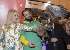Día de Madrid en Fitur 2017 (cristina cifuentes) Tags: segundo tenemos un compromiso firme con el turismo sector que representa 7 del pib y año pasado generó 35000 puestos de trabajo fitur2017