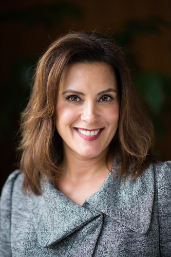Gretchen Whitmer by University of Michigan