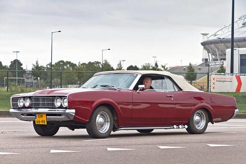 Mercury Montego MX Convertible 1968 (1443)