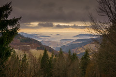 Clouds (matthias schroers) Tags: schwarzwald blackforest clouds nature myst dusk landscape outdoor mointain action country serene mountain natur draussen wetter weather sony alpha sigma 30mm