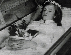 In Repose (~ Lone Wadi ~) Tags: death coffin casket funeral wake corpse deceased unknown retro 1910s postmortem