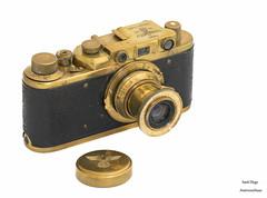 Fed Zorky (Copy of Leica) Olimpia Berlin 1936 (Anteriorechiuso Santi Diego) Tags: camera classiccamera vintage svastica swastika fed leica copy