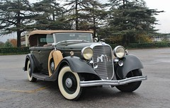 HCCA 61st Holiday Motor Excursion (USautos98) Tags: 1933 lincoln dualcowl phaeton