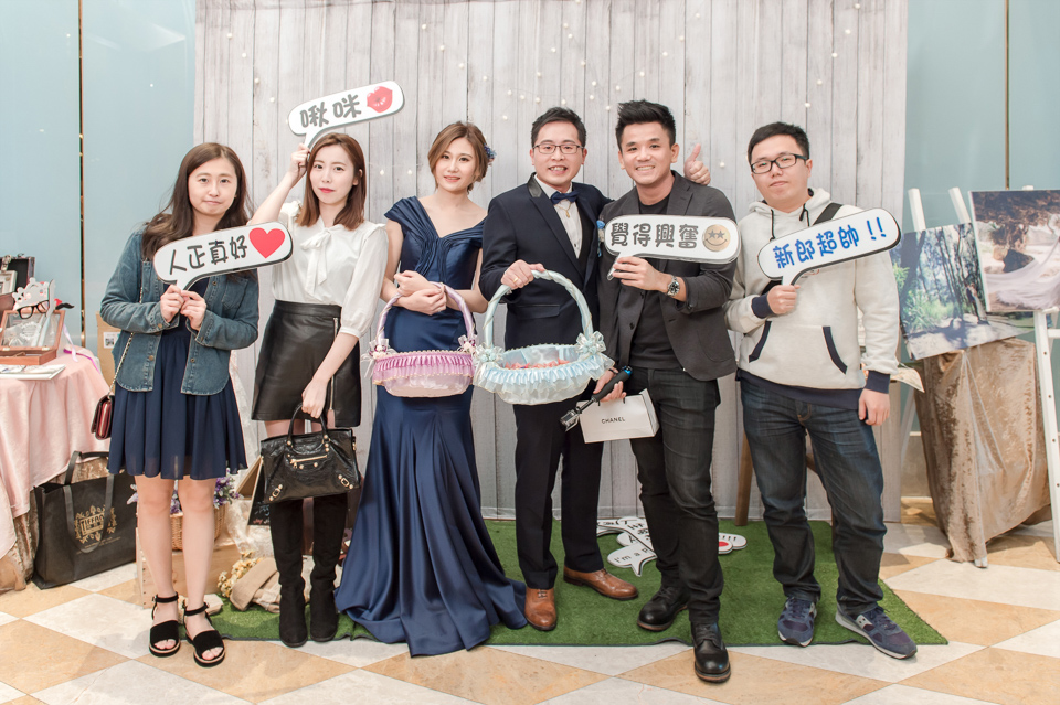 新竹婚攝 晶宴會館 婚禮紀錄 R & S 160