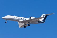 Private Gulfstream G-IV-X (G450) N667LC (jbp274) Tags: las klas mccarran airport airplanes bizjet gulfstream g450