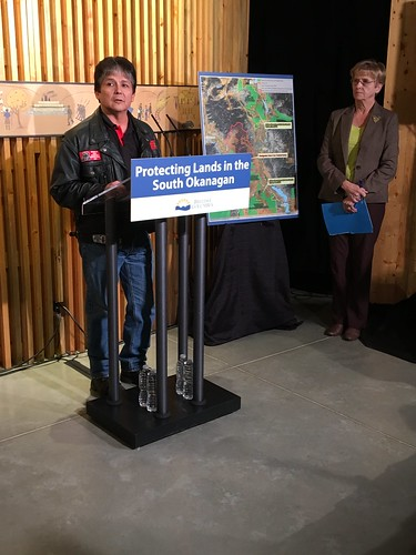Proposal for South Okanagan land protection to move forward