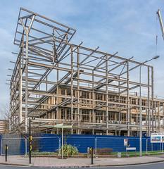 Fison's rebuild 2015 (Gordon Haws) Tags: harvesthouse fisons princesstreet modernism steelframe redevlopment urbanrenewal pdr pdrconstruction