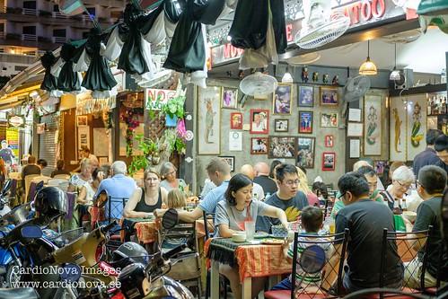 Dining in Hua Hin