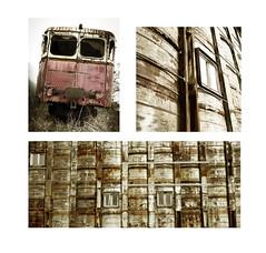 old metal (Emmanuel DEPARIS) Tags: emmanuel deparis die vieux métalique train fuji xt1