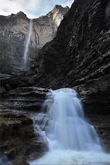 The big Nervión (Hector Prada) Tags: cascada nervión cañon agua sedas rocas waterfall water canyon rocks paisaje naturaleza nature awesome basque country nacimiento rio river spring source