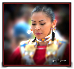 """Native Beauty"" (""SnapDecisions"" photography) Tags: tucson nativeamerican arizona powwow portrait nikon d800 hirschfeld"
