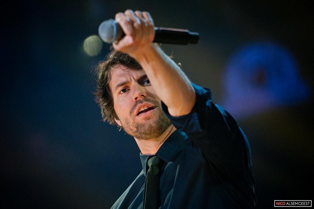 Simon Keizer - De Vrienden van Amstel Live 2014