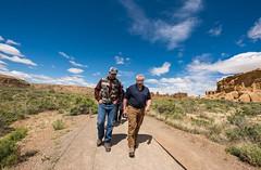 Interior Secretary David Bernhardt Visits Chaco Canyon, May 28, 2019