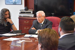 Menendez Hosts LGBTQ Roundtable in Honor of Pride Month