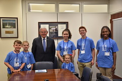 Meeting with JDRF