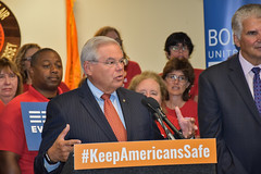 Menendez Demands Senate Action on Common Sense Gun Safety Legislation