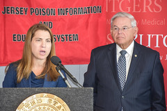 Menendez Bill Protects Residents from 'Silent Killer,' Requires CO Detectors in Federally-Subsidized Housing