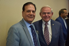 Menendez Hosts Indian-American Roundtable