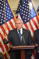Senator Menendez Advocates for FUTURE Act