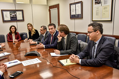 Meeting with Families of American Political Detainees Held in Iran